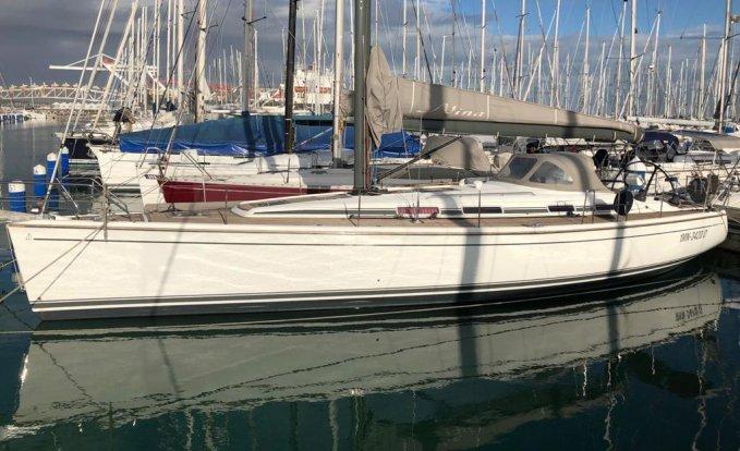 Dehler 47 SQ, Zeiljacht for sale by GT Yachtbrokers