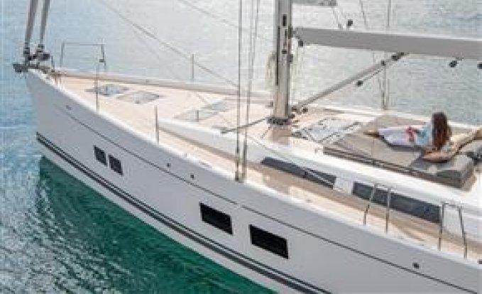 Hanse 588, Zeiljacht for sale by GT Yachtbrokers