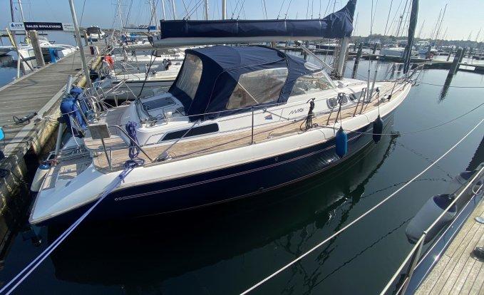 Maxi 38 Plus, Zeiljacht for sale by GT Yachtbrokers