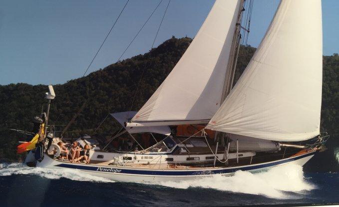 Hallberg Rassy 46, Zeiljacht for sale by GT Yachtbrokers