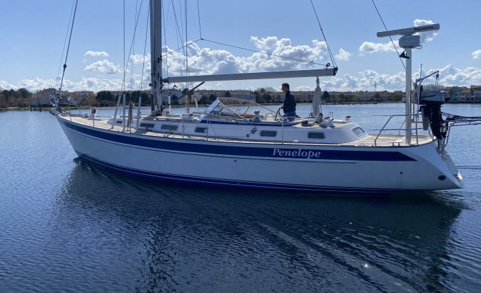 Hallberg Rassy 46, Zeiljacht for sale by GT Yachtbrokers