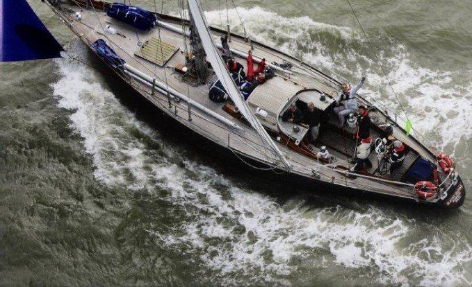 Camper & nicholson Phantom, Klassiek scherp jacht for sale by GT Yachtbrokers