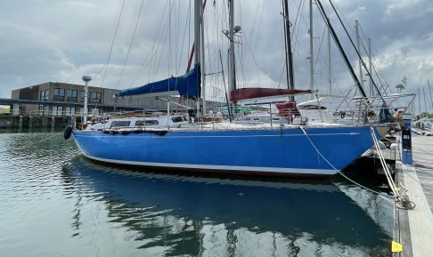 Standfast 40 P, Zeiljacht for sale by GT Yachtbrokers