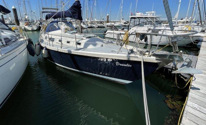 Contest 33, Zeiljacht for sale by GT Yachtbrokers