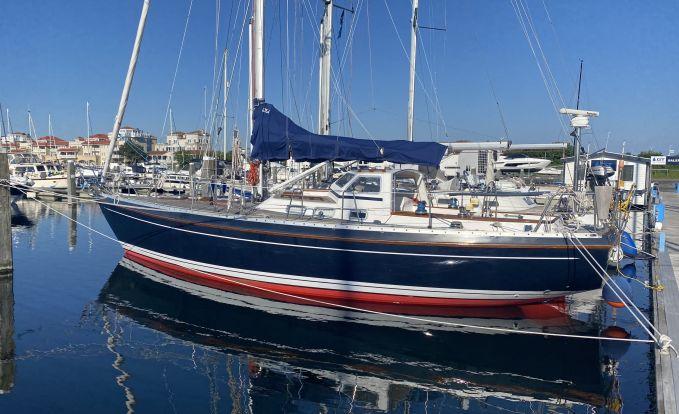 Victoire 1270, Zeiljacht for sale by GT Yachtbrokers