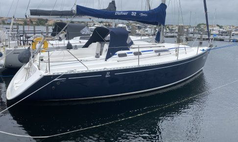 Dufour 32 Classic, Zeiljacht for sale by GT Yachtbrokers