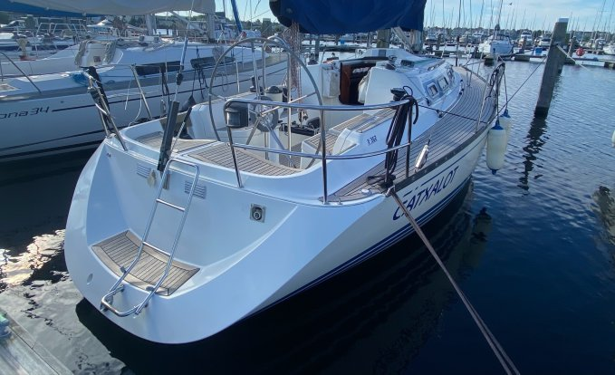 X Yacht 362, Zeiljacht for sale by GT Yachtbrokers