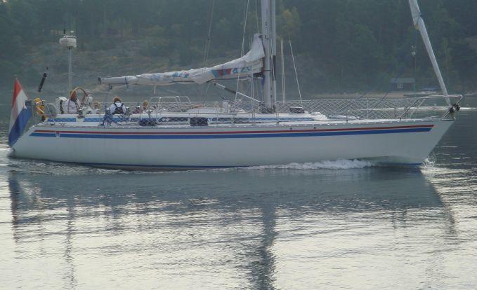 Wasa 420, Zeiljacht for sale by GT Yachtbrokers