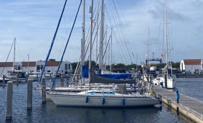 Dehler 34, Zeiljacht for sale by GT Yachtbrokers