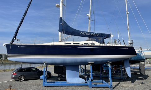 X-Yachts X-43, Zeiljacht for sale by GT Yachtbrokers