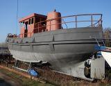 Ex-beroeps Zeesleper, Före detta kommersiell motorbåt Ex-beroeps Zeesleper säljs av Breitner Yacht Brokers