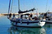 Irwin 43 MKIII, Sailing Yacht