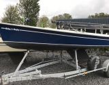Geuzenboot Polyvalk, Open sailing boat Geuzenboot Polyvalk for sale by Ottenhome Heeg BV