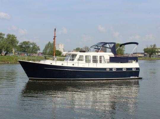 Vripack 1150 Kotter Ak, Motoryacht  for sale by Elling Brokerage
