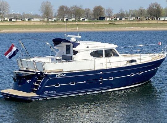 , Motoryacht  for sale by Elling Brokerage