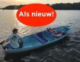 Grachtenboot Nieuwstaat + KUSSENSET + DEKZEIL, Offene Motorboot und Ruderboot Grachtenboot Nieuwstaat + KUSSENSET + DEKZEIL Zu verkaufen durch Classic Boats Amsterdam