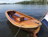 Mahonie Houten Sloep Noorse Klassieker, Slæbejolle Mahonie Houten Sloep Noorse Klassieker til salg af  Classic Boats Amsterdam