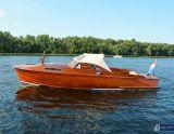 Iversen Half Cabin Cruiser, Bateau à moteur open Iversen Half Cabin Cruiser à vendre par Classic Boats Amsterdam