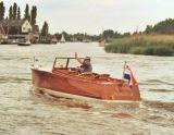 Custom Built Mahogany Day Cruiser, Bateau à rame Custom Built Mahogany Day Cruiser à vendre par Classic Boats Amsterdam