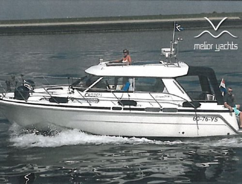, Motorjacht  for sale by Melior Yachts