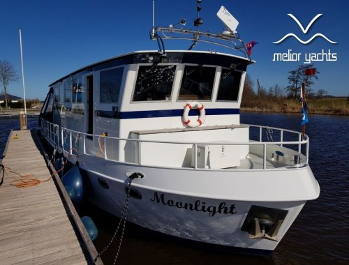 , Varend woonschip  for sale by Melior Yachts