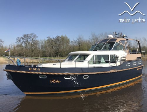 Reline Grand Courage 435 AC, Motorjacht  for sale by Melior Yachts