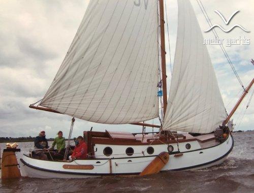 , Plat- en rondbodem, ex-beroeps zeilend  for sale by Melior Yachts