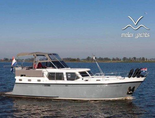 Proficiat 1250 Excellent, Motorjacht  for sale by Melior Yachts
