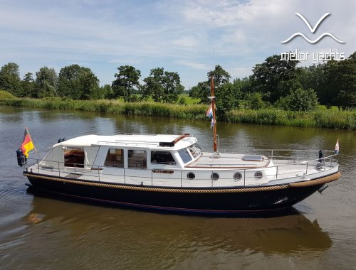 Grouwster Vlet 1250 Ok/ak, Motorjacht  for sale by Melior Yachts