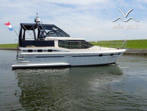 Vri-Jon Contessa 37E, Motorjacht  for sale by Melior Yachts