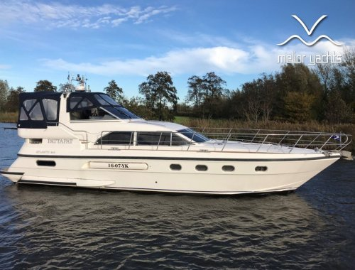 Atlantic 444, Motorjacht  for sale by Melior Yachts