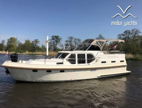 ABIM Classic 1185, Motorjacht  for sale by Melior Yachts