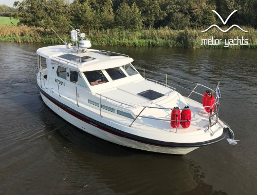 Sandvik 945, Motorjacht  for sale by Melior Yachts