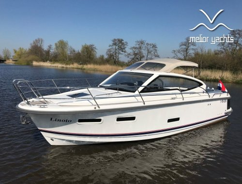 Nimbus 305 Drophead, Motorjacht  for sale by Melior Yachts