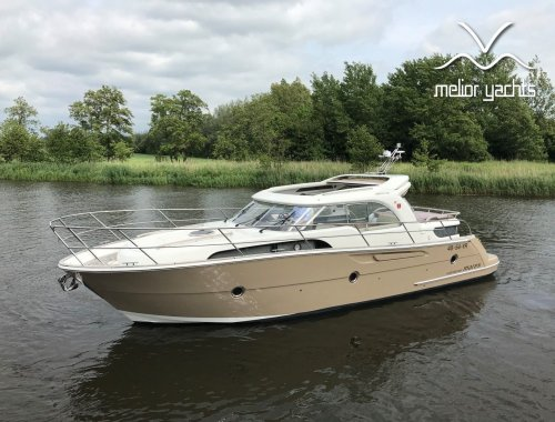 Marex 370 Aft Cabin Cruiser, Motorjacht  for sale by Melior Yachts
