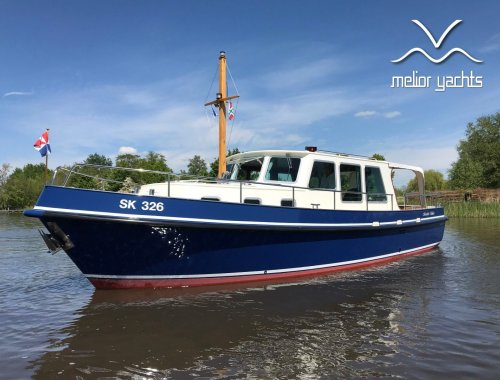 Sk Kotter 1100 OK, Motorjacht  for sale by Melior Yachts