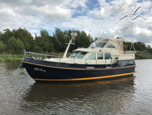 Linssen Grand Sturdy 380 AC, Motorjacht  for sale by Melior Yachts