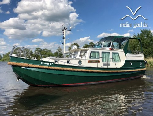 Linssen CLASSIC STURDY 360 AC, Motorjacht  for sale by Melior Yachts