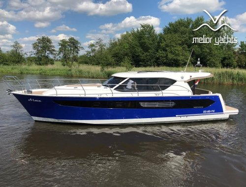 Westwood C405, Motorjacht  for sale by Melior Yachts