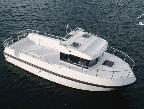 Viknes 8, Motorjacht  for sale by Melior Yachts