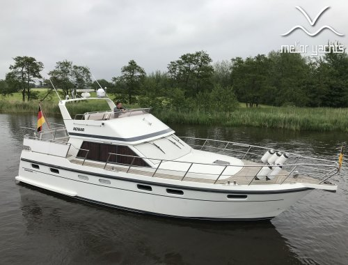 Boarncruiser 44 New Line, Motorjacht  for sale by Melior Yachts