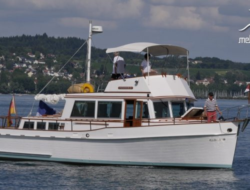 Grand Banks 42 Classic Line, Klassiek/traditioneel motorjacht  for sale by Melior Yachts