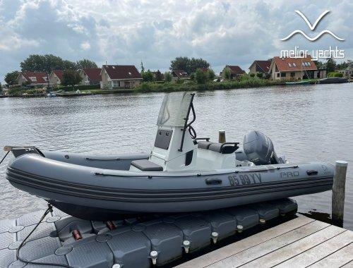 , RIB en opblaasboot  for sale by Melior Yachts