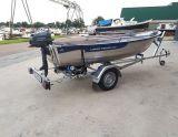 Linder Fishing 410, Speedboat und Cruiser Linder Fishing 410 Zu verkaufen durch Watersportbedrijf De Lits