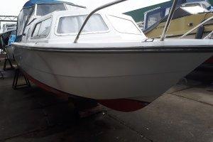 Inter 630, Open motorboot en roeiboot  - Watersportbedrijf De Lits
