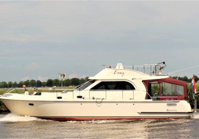 Stevens Nautical Easy 41 Met Flybridge, Motor Yacht  for sale by Pedro-Boat