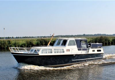 Brabant Kruiser 10.00, Klassiek/traditioneel motorjacht Brabant Kruiser 10.00 te koop bij Pedro-Boat