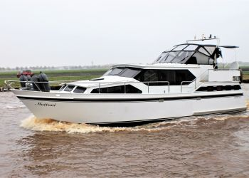 Gruno 1250 De Luxe, Motor Yacht  for sale by Pedro-Boat