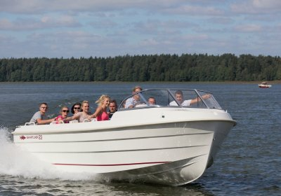 Smartliner 23 Passenger, Speedboat and sport cruiser  for sale by Pedro-Boat