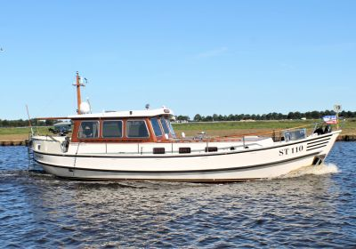 Volharding Staverse Kotter ST 110, Motorjacht Volharding Staverse Kotter ST 110 te koop bij Pedro-Boat